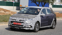 2015 Hyundai i20 spy photo