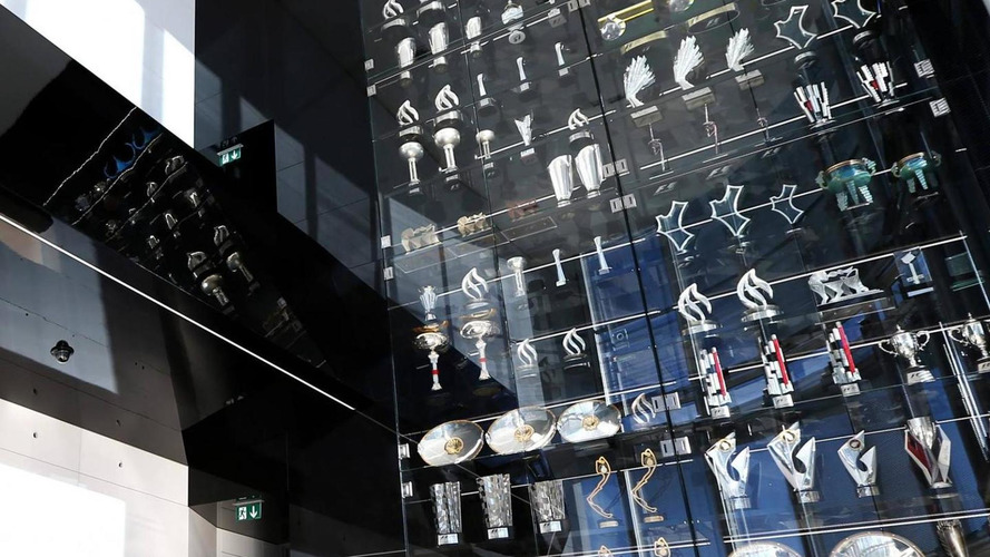Thieves steal 60 trophies from Red Bull