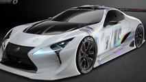 Lexus LF-LC GT Vision Gran Turismo unveiled