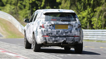 2015 Land Rover Discovery Sport tackles the Nurburgring