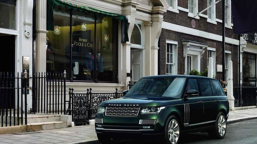 Jaguar Land Rover planning SV-badged versions positioned below SVR