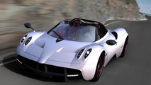 Pagani Huayra Roadster coming within the next two years - report