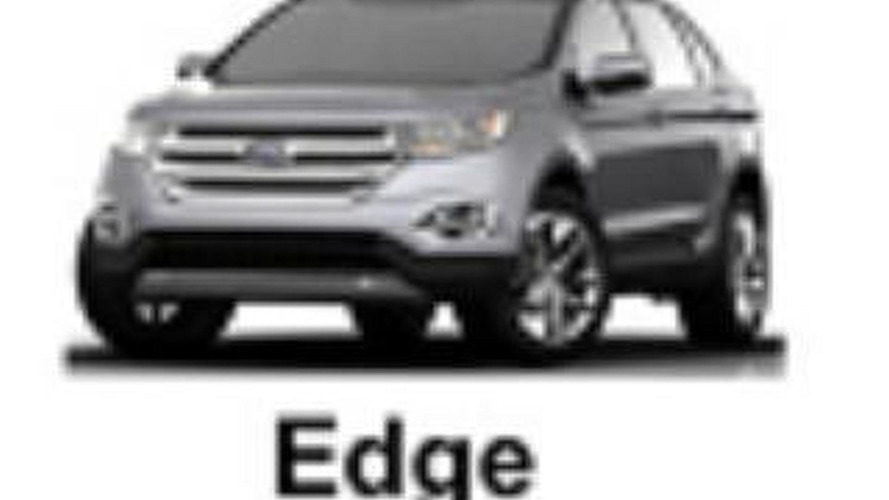 2015 Ford Edge heading to L.A., will be a global model - report