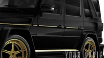 Mercedes-Benz G-Class iTempter by Dartz