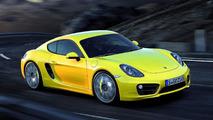 2013 Porsche Cayman 28.11.2012