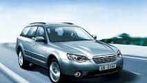 Subaru Outback Facelift