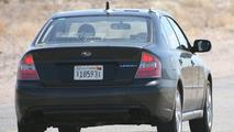 SPY PHOTOS: Subaru Legacy Turbo