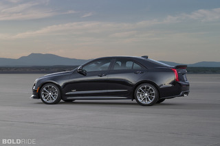Is Cadillac Working on an Even Faster ATS-V?
