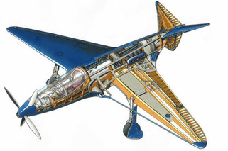 500-mph Bugatti 100P Airplane to Return to the Skies in March