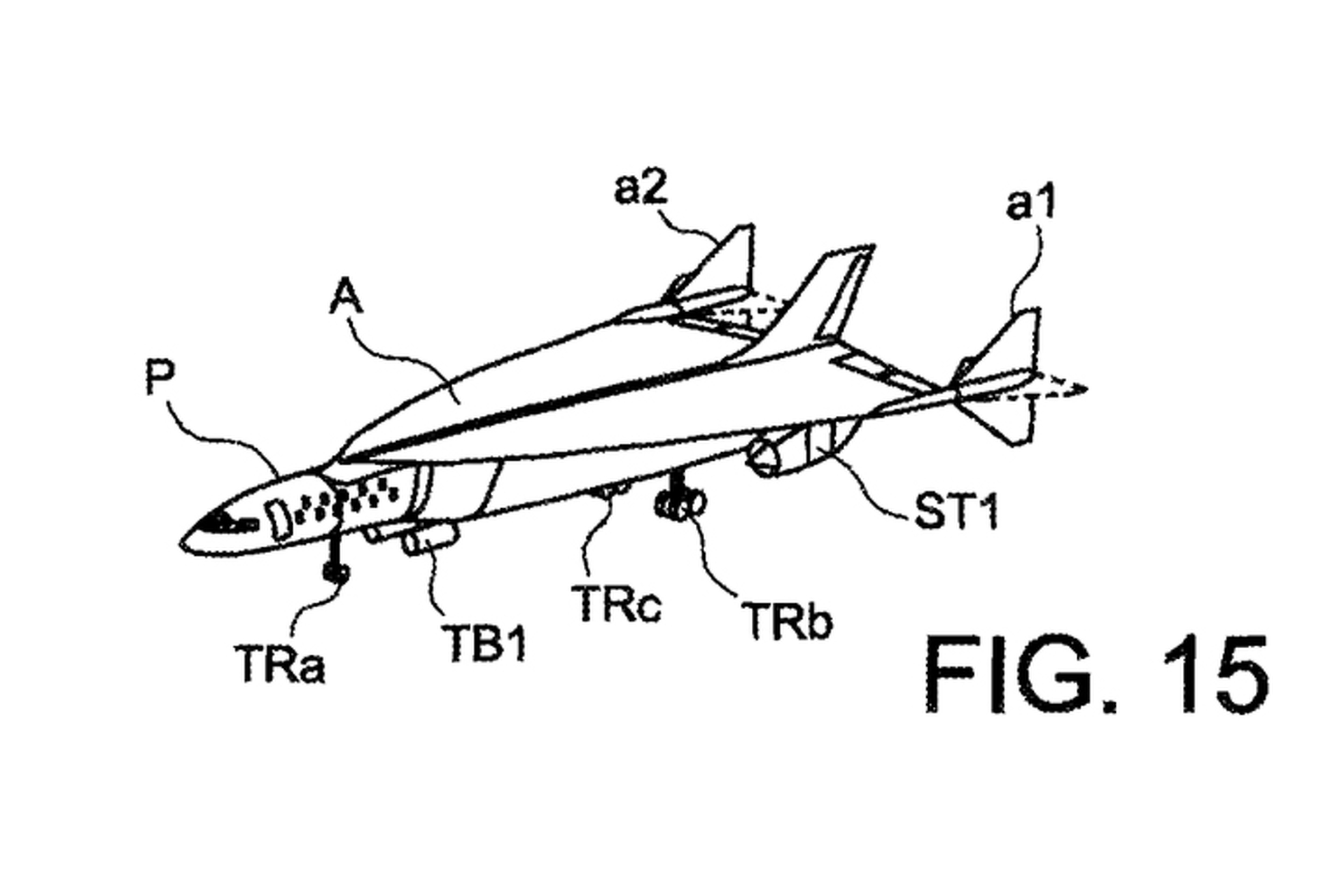 Airbus Patent Reveals a New Jet Capable of Over 3,000 MPH