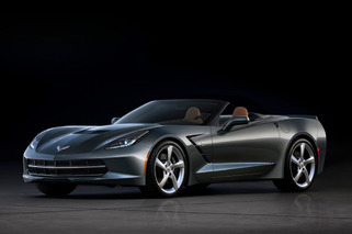 2014 Chevrolet Corvette Stingray Convertible Drops its Top