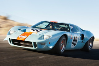 Ford GT40 Review: Mastering 40 Inches of Fury