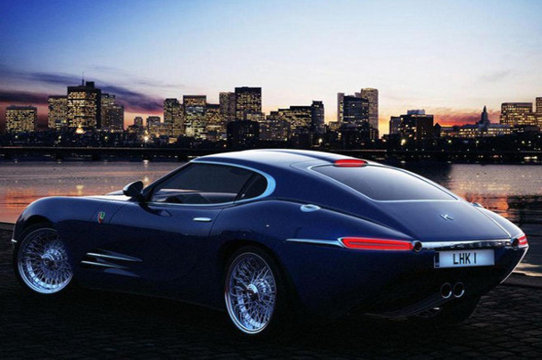 Lyonheart K Conjures Up the Jaguar E-Type