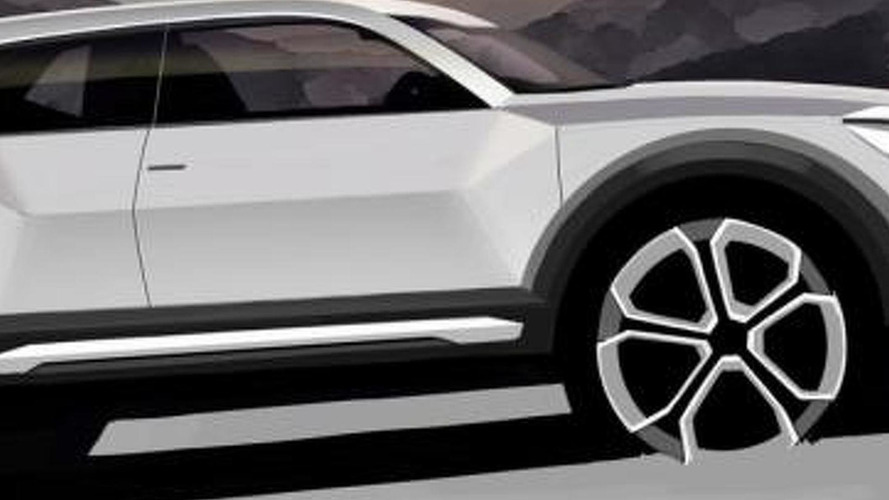 Audi Q1 details emerge
