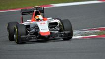 Manor leaving 107pc headache behind - Merhi