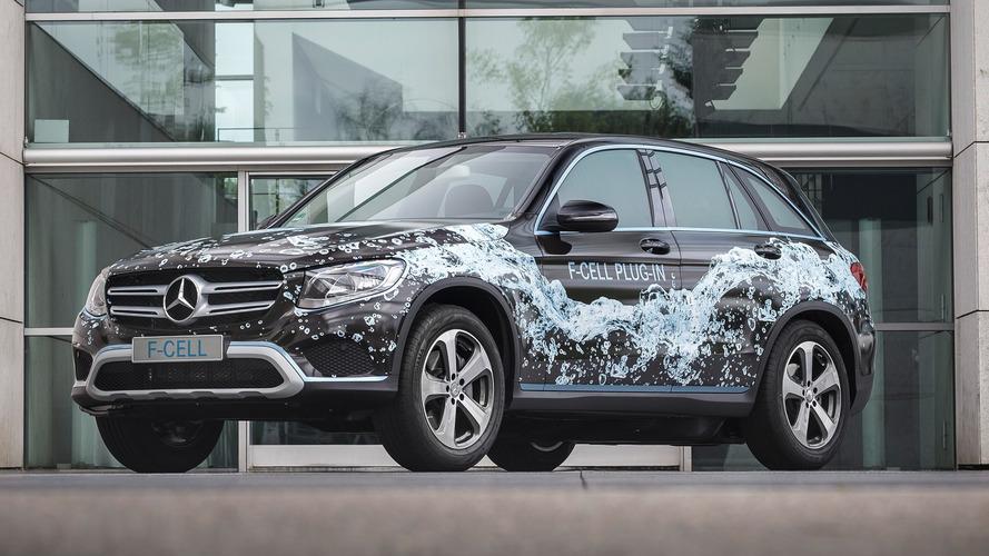 Le futur SUV électrique de Mercedes sera présenté au Salon de Paris
