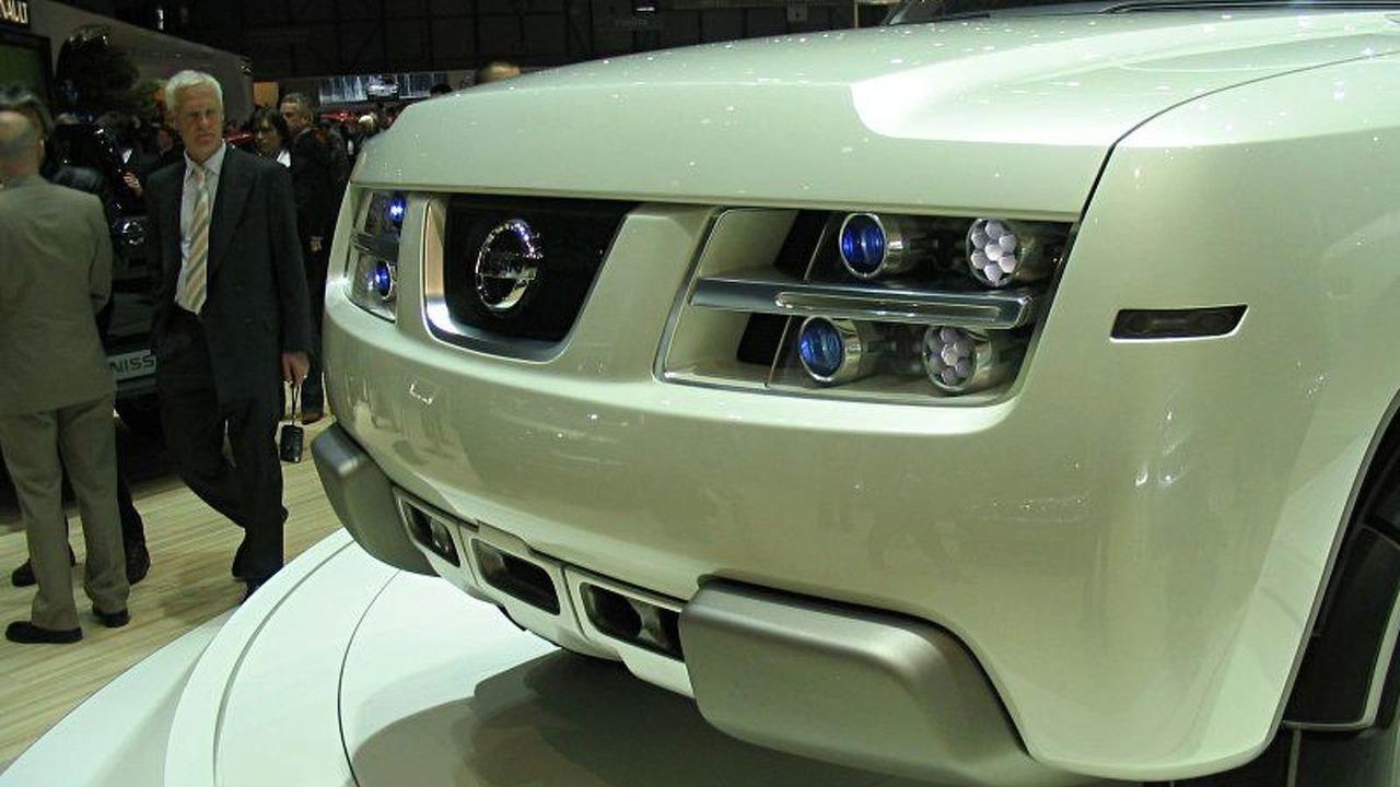 Nissan Terranaut Concept