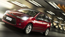 2013 Citroen C3 facelift previewed by the Brazilian model?