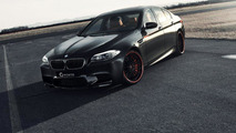 BMW M5 F10 by G-Power 01.03.2012