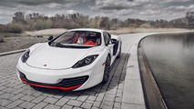 McLaren MP4-12C Bespoke Project 8 12.9.2012
