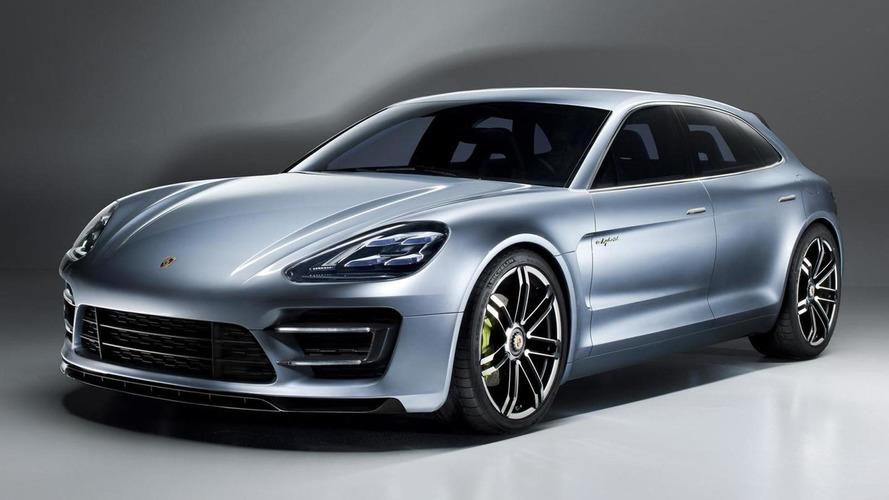 Porsche Tesla Model S competitor comes into focus