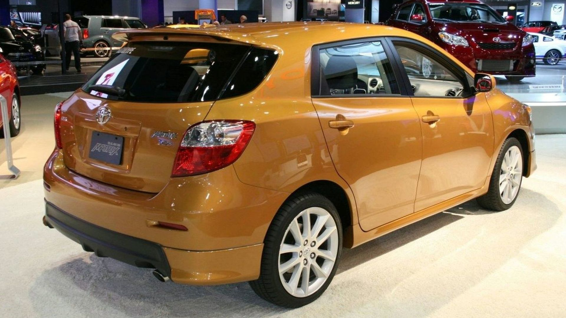 New 2009 Toyota Matrix Looks Cool