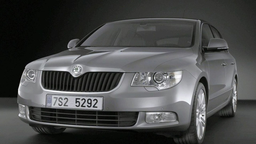 New Skoda Superb Ready for Geneva