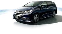 Honda Odyssey JDM-spec 31.10.2013