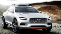Volvo shows off the Concept XC Coupe, previews the 2015 XC90