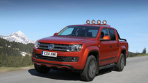 Volkswagen considering a pickup for the United States - report