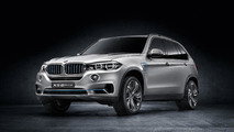 BMW details the updated X5 eDrive concept [video]