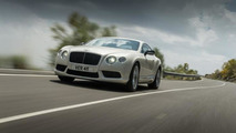 Bentley Continental GT V8 S coupe & convertible unveiled in Frankfurt [LIVE VIDEOS]