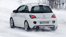 High-performance Opel Adam spied, could have 160 HP