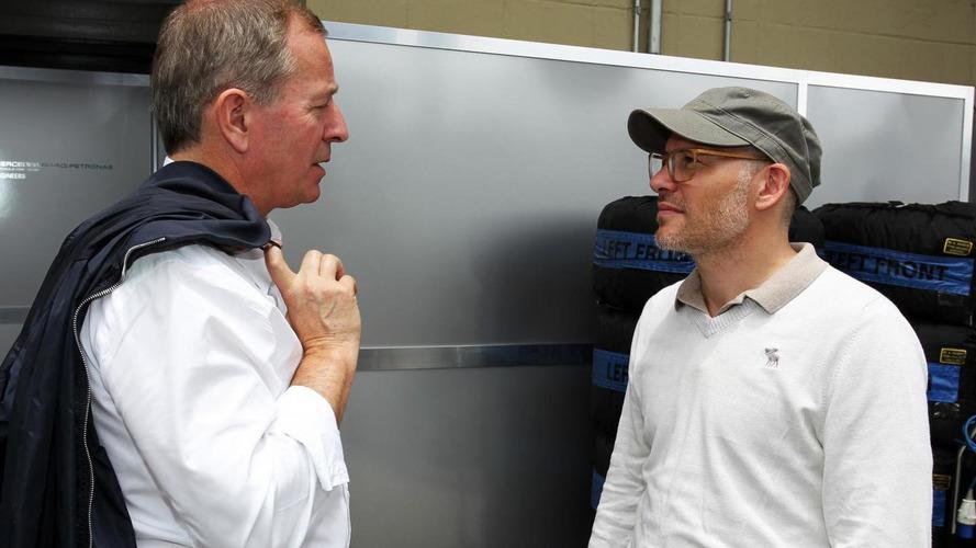 Brundle slams Villeneuve for F1 'boot'