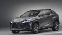Lexus LF-NX production version due in Geneva, will retain concept's striking design - report