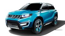 Suzuki iV-4 concept compact SUV unveiled