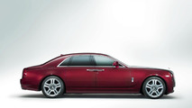Rolls Royce Ghost Series II unveiled in Geneva with minor updates [videos]