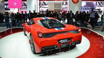 Ferrari 458 Speciale debut in Frankfurt 10.09.2013