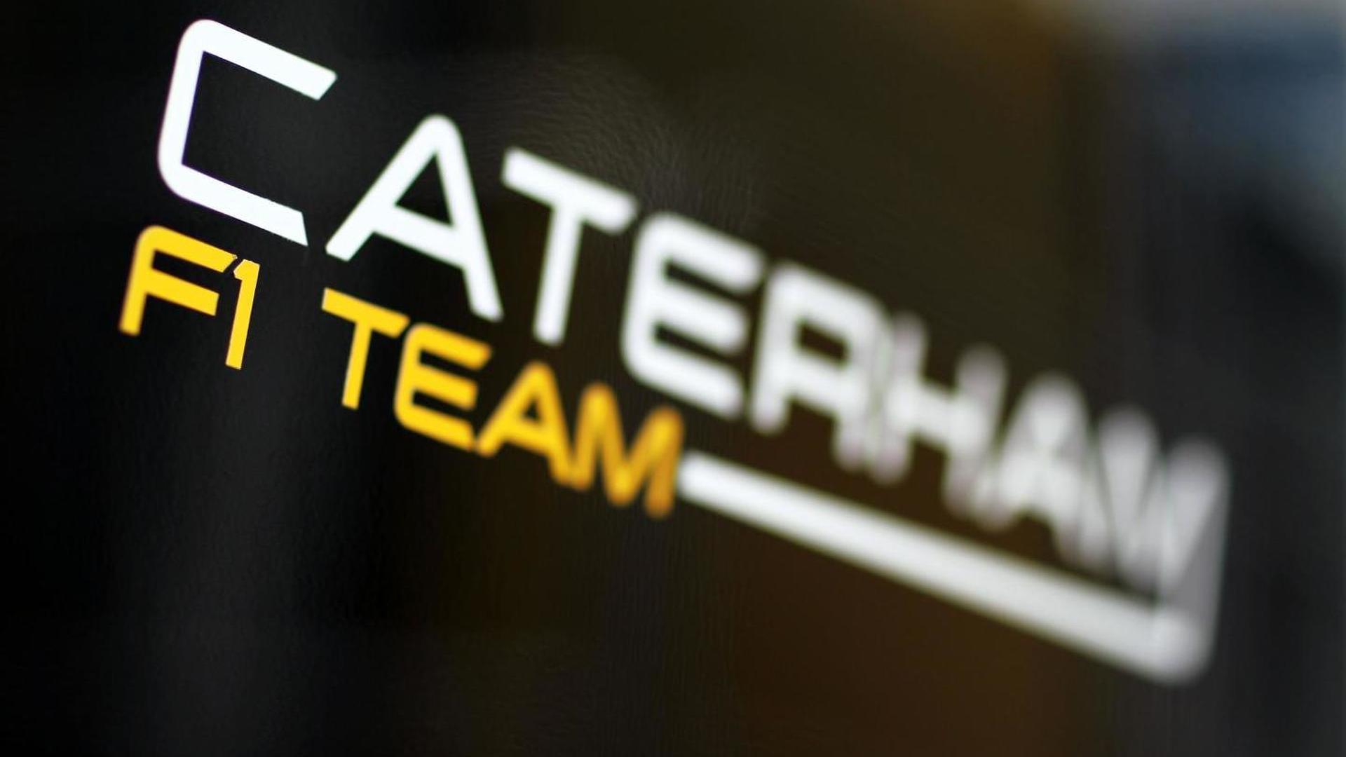 Caterham not just after 'quick money' - Frijns