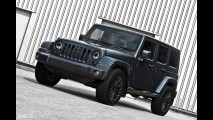 A. Kahn Design Jeep Wrangler Military Edition