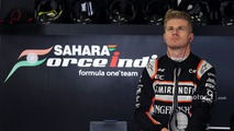 Force India confirms Hulkenberg's exit