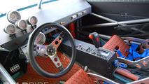 Toyota Corona Custom Hot Rod