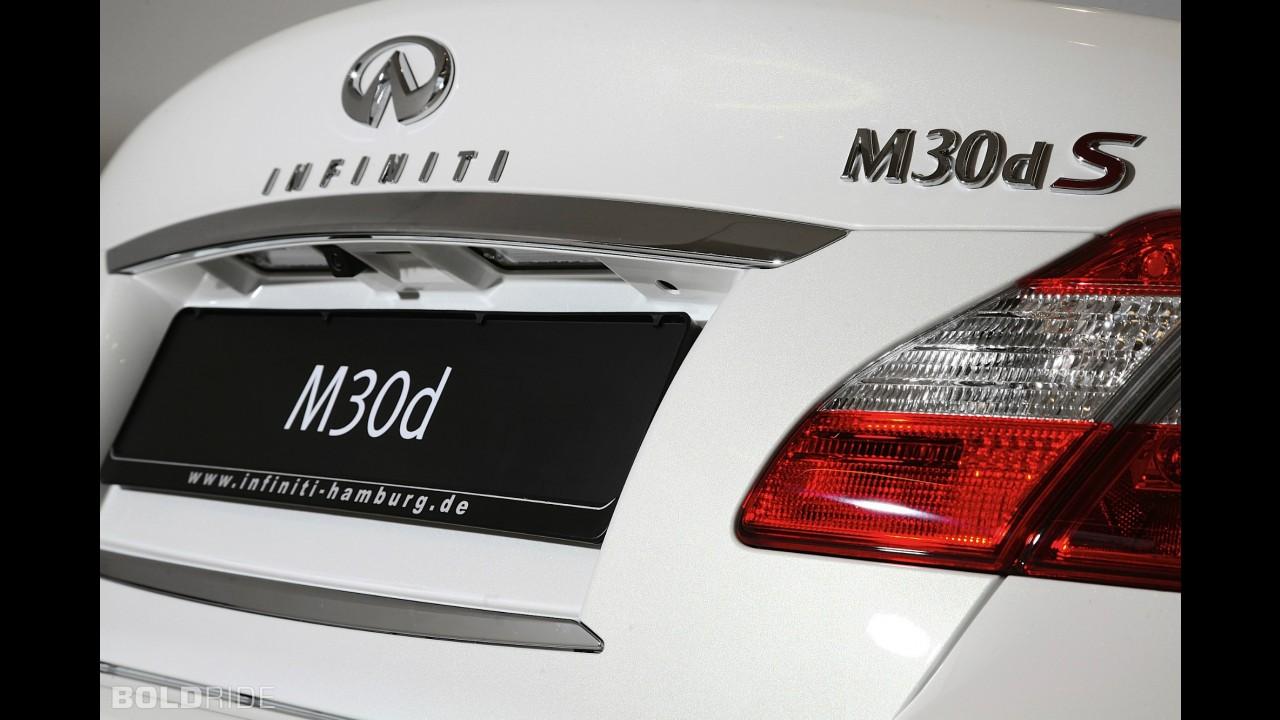 Schmidt Revolution Infiniti M30d S