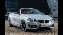BMW 2 Series Convertible