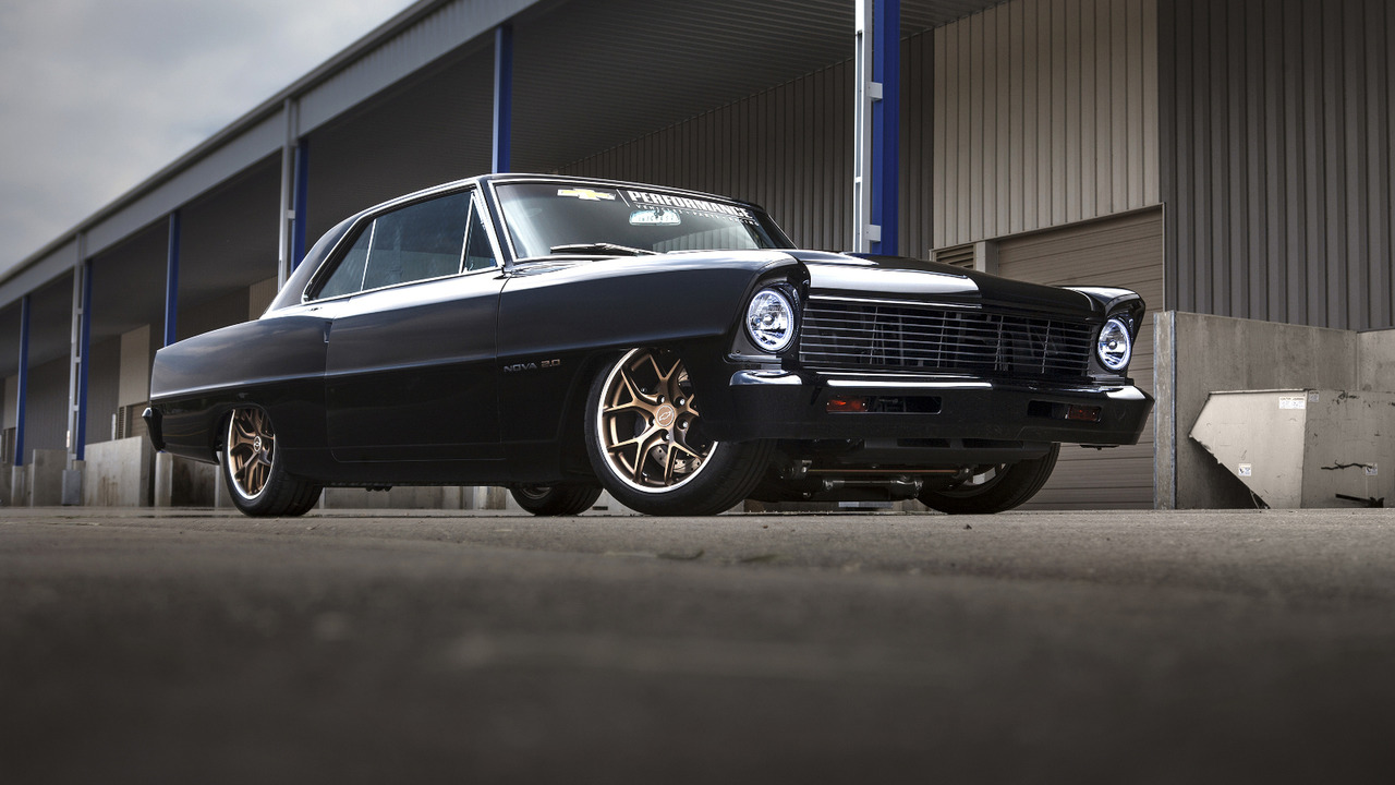 Turbocharged 1967 Chevrolet Nova II
