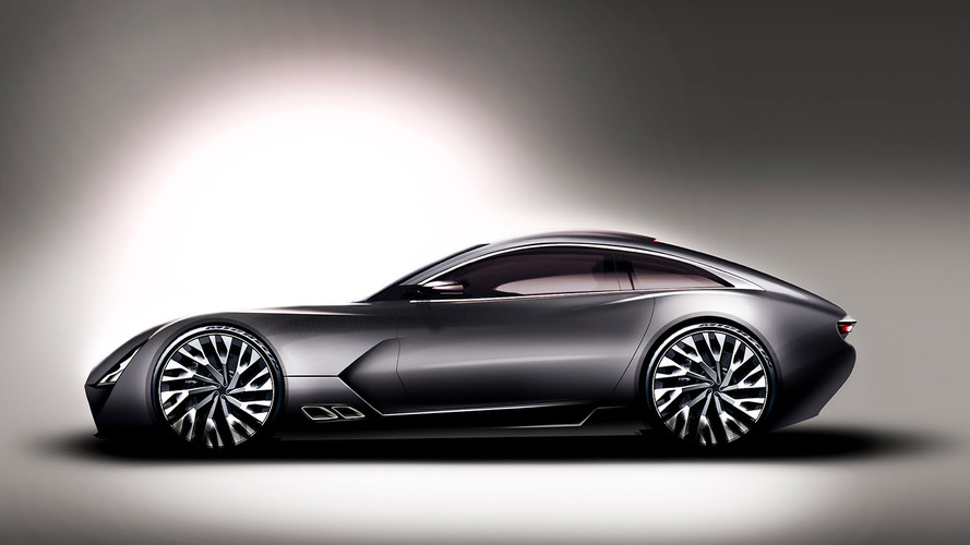 TVR new V8 model previewed ahead of 2017 debut