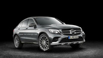 2016 Mercedes-Benz GLC Coupe render