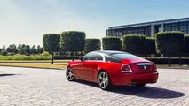 Rolls-Royce Chief Inspector Morse Wraith