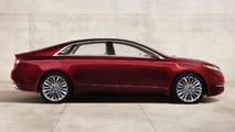 Lincoln MKZ Concept 09.01.2012