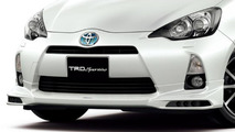 Toyota Aqua with TRD styling, 864, 26.12.2011